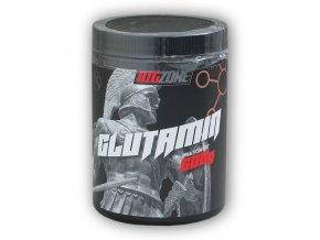 BigZone Glutamin 500g  + šťavnatá tyčinka ZDARMA