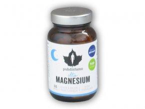 Puhdistamo Night Magnesium (Hořčík) 60 kapslí