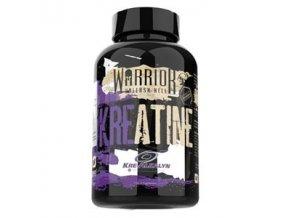 WARRIOR Kreatine (Kre-Alkalyn) 120 kapslí  + šťavnatá tyčinka ZDARMA