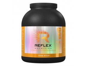 PROTEIN Reflex Nutrition One Stop 2100g  + šťavnatá tyčinka ZDARMA