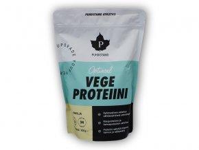 PROTEIN Puhdistamo Optimal Vegan Protein 600g  + šťavnatá tyčinka ZDARMA