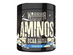 WARRIOR Aminos BCAA Powder 360g  + šťavnatá tyčinka ZDARMA