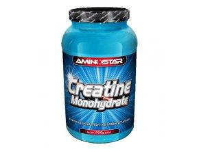 Aminostar Creatine Monohydrate 500g Aminostar  + šťavnatá tyčinka ZDARMA