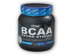 Musclesport BCAA extra strong 6:1:1 300 kapslí  + šťavnatá tyčinka ZDARMA