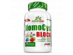 Amix GreenDay HomoCys Block 90 kapslí