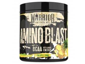 Warrior Amino Blast 270g  + šťavnatá tyčinka ZDARMA