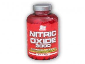 ATP Nutrition Nitric Oxide 3000 240 tablet  + šťavnatá tyčinka ZDARMA