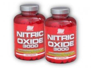 ATP Nutrition 2x Nitric Oxide 3000 240 tablet  + šťavnatá tyčinka ZDARMA