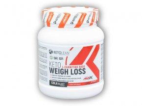 Amix Ketolean Keto Weight Loss 240g  + šťavnatá tyčinka ZDARMA