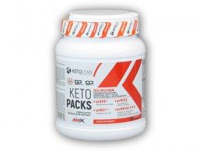 Amix Ketolean Keto Packs 30 sáčků  + šťavnatá tyčinka ZDARMA
