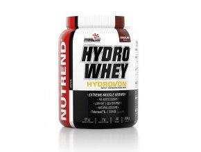 PROTEIN Nutrend Hydro Whey 1600g  + šťavnatá tyčinka ZDARMA