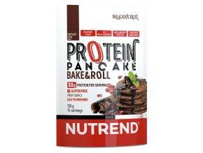 Nutrend Protein Pancake 750g  + šťavnatá tyčinka ZDARMA