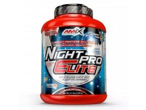 PROTEIN Amix NightPro Elite 1000g  + šťavnatá tyčinka ZDARMA