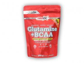 Amix L-Glutamine + BCAA 250g sáček
