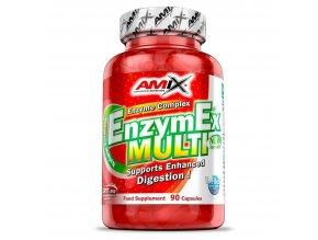 Amix EnzymEx Multi 90 kapslí  + šťavnatá tyčinka ZDARMA