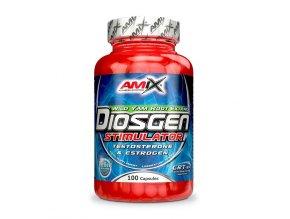 Amix Diosgen 100 kapslí  + šťavnatá tyčinka ZDARMA