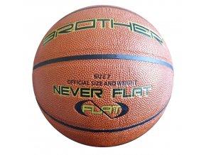 BROTHER Míč basketbalový X6000 - umělá kůže  + šťavnatá tyčinka ZDARMA