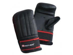 ACRA Boxerské rukavice tréninkové pytlovky, vel. S  + šťavnatá tyčinka ZDARMA