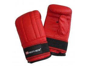 ACRA Boxerské rukavice tréninkové pytlovky, vel. L  + šťavnatá tyčinka ZDARMA