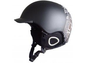 ACRA Snowboardová a freestyle helma Brother - vel. S - 51-55 cm  + šťavnatá tyčinka ZDARMA