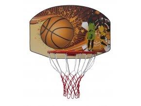 ACRA JPB9060 Basketbalová deska 90 x 60 cm s košem  + šťavnatá tyčinka ZDARMA