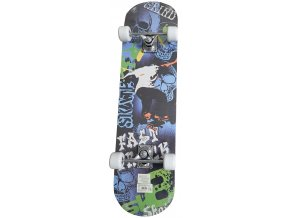 ACRA SKATE Skateboard sportovní s protismykem S3/1-ZE  + šťavnatá tyčinka ZDARMA