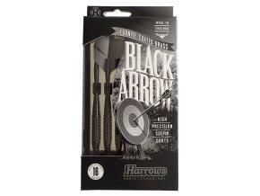 HARROWS SOFT BLACK ARROW 18g  + šťavnatá tyčinka ZDARMA