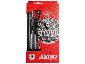 HARROWS SOFT SILVER ARROW 18g  + šťavnatá tyčinka ZDARMA