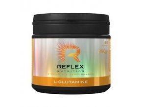 Reflex L-Glutamine 250g Reflex  + šťavnatá tyčinka ZDARMA