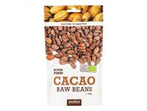 Purasana Cacao Beans BIO 200g (Kakaové boby)