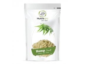 Nutrisslim Hemp Seeds Bio 200g (Konopná semínka)