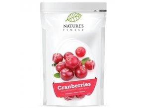 NUTRISSLIM D.O.O. Cranberries Bio 200g (Brusinky)