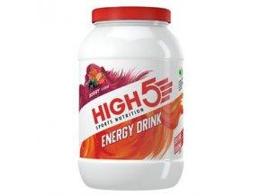 High5 Energy Drink 1kg berry (ovoce)  + šťavnatá tyčinka ZDARMA