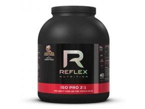 Reflex ISO PRO 2:1 4kg chocolate rocky road  + šťavnatá tyčinka ZDARMA