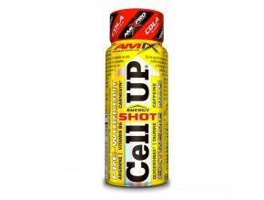 Amix Pro Series CellUp Pre-Workout Shot 20x60ml  + šťavnatá tyčinka ZDARMA