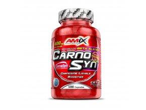 Amix Beta Alanine - CarnoSyn 600mg 100 kapslí  + šťavnatá tyčinka ZDARMA