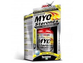 Amix MyoSterones 90 kapslí  + šťavnatá tyčinka ZDARMA