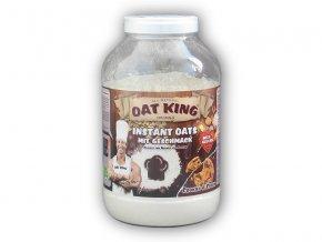 Oat King Oat king instant oats 4000g  + šťavnatá tyčinka ZDARMA
