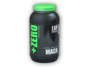 LSP zero + Zero Maca 1000g  + šťavnatá tyčinka ZDARMA