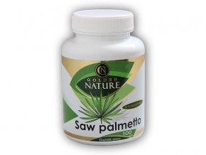 Golden Natur Saw Palmetto 45% mastných kyselin 100cps  + šťavnatá tyčinka ZDARMA