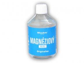 Easy Body Transdermální Magnéziový olej 500ml  + šťavnatá tyčinka ZDARMA