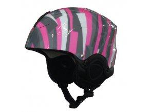 ACRA CSH61-XS Lyžařská a snowboardová helma - vel. XS  + šťavnatá tyčinka ZDARMA
