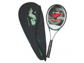 VIS Grafitová tenisová raketa G2426  + šťavnatá tyčinka ZDARMA