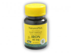 Nature's Plus Source of Life Iron 40mg 90 tablet