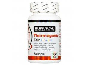 Survival Thermogenic Fair Power 60 kapslí