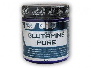 Nutristar Glutamin 500g  + šťavnatá tyčinka ZDARMA