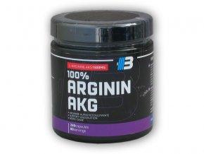 Body Nutrition 100% Arginin AKG 240 kapslí  + šťavnatá tyčinka ZDARMA