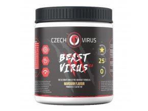 Czech Virus BEAST VIRUS V2.0 417,5g  + šťavnatá tyčinka ZDARMA
