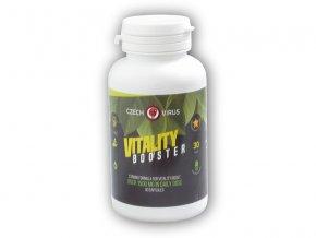 Czech Virus Vitality Booster 90 kapslí  + šťavnatá tyčinka ZDARMA