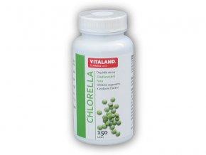Vitaland Vitaland Chlorella 150 tablet  + šťavnatá tyčinka ZDARMA